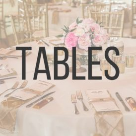 Image of Wedding Rental Tables Button