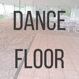 Image of Dance Floor Rentals Button