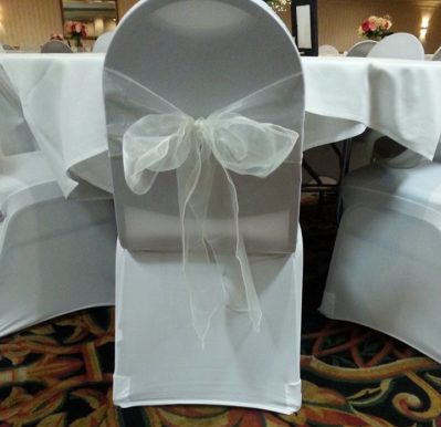 Image of Chair Cover Rental
