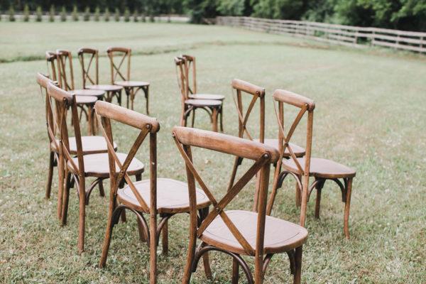 Crossback Chair Rental