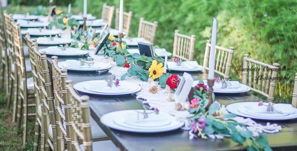 Farmhouse Table Rental