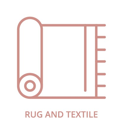 Rug and Textile Rental Icon