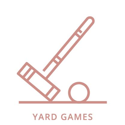 Yard Game Rentals