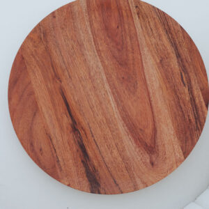Image of Wood Charger Plate