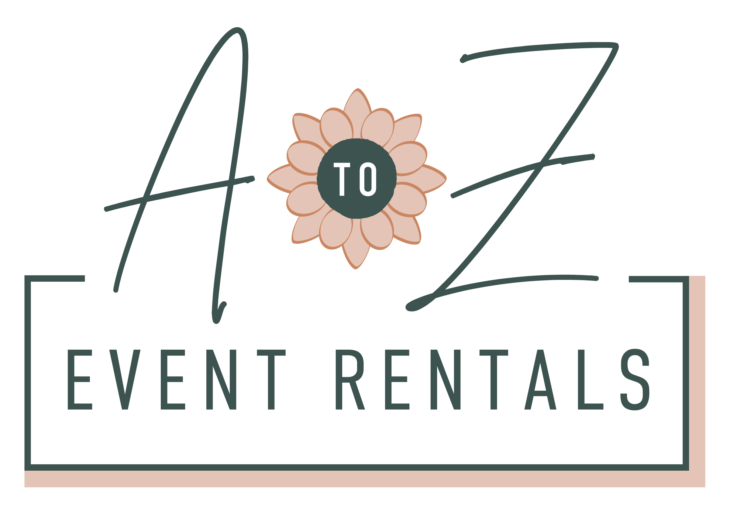 Image of A to Z Event Rentals Logo