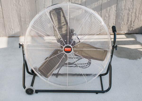 Image of Fan Rental