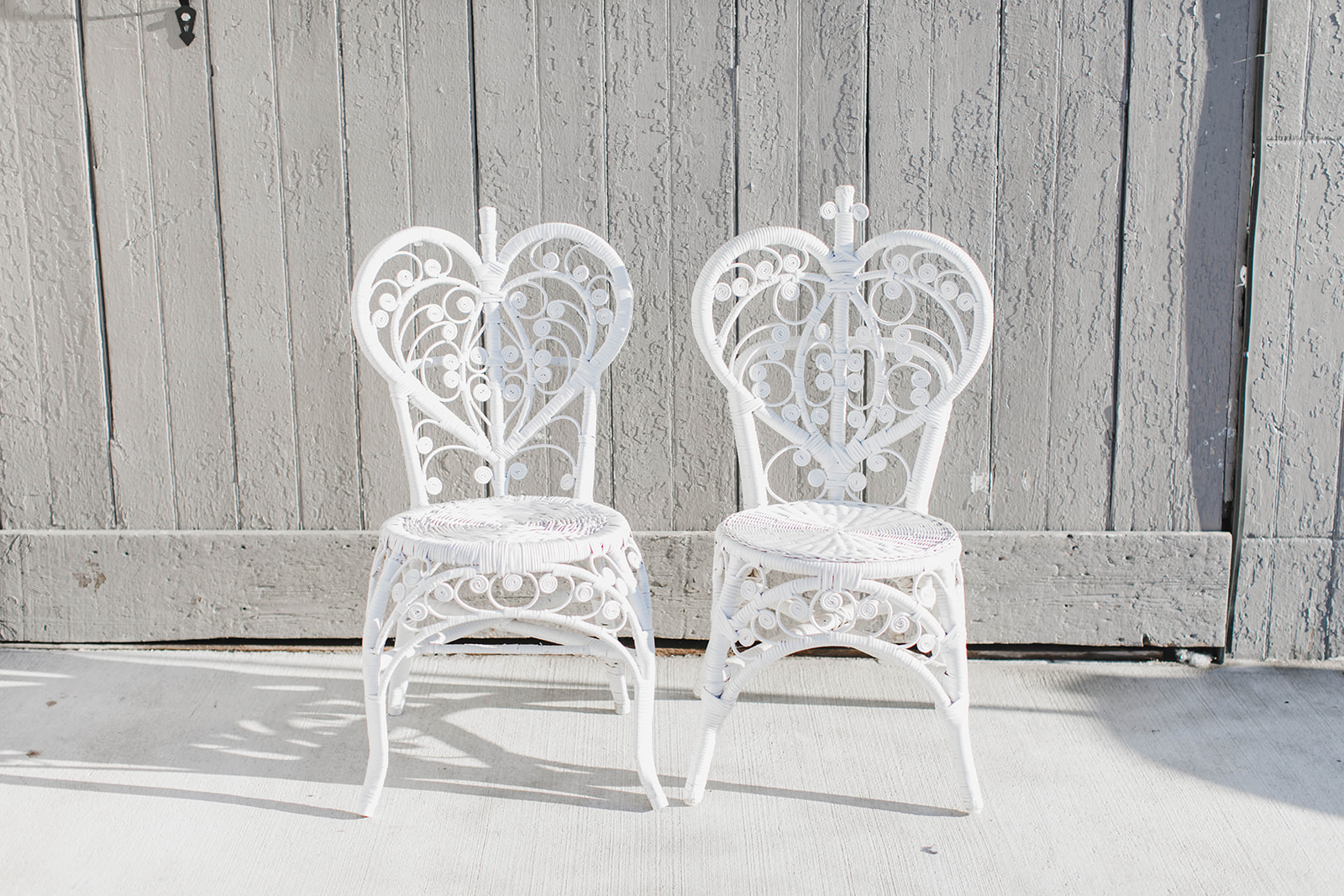 Image of Ava Wicker Chairs