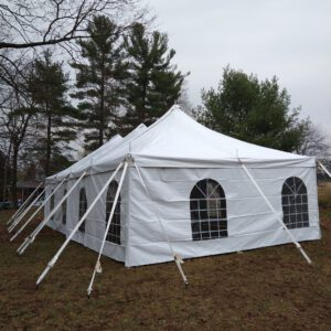 Image of Pole Tent Window Sidewalls on tent