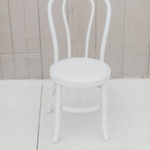 Image of White Bentwood Chair Rental