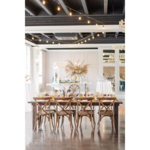 Farmhouse Table Rentals