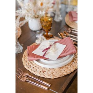 Image of Rattan Charger Plates